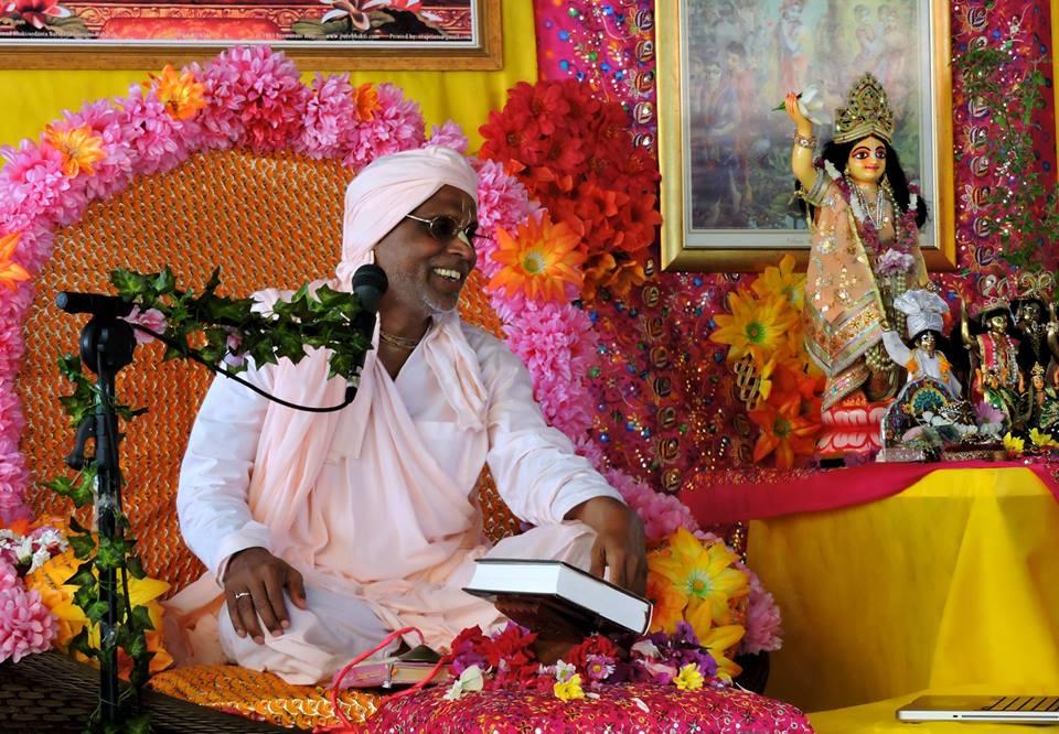 Srimad BV Vana Gosvami Bhagavat Saptaha Penha 2016